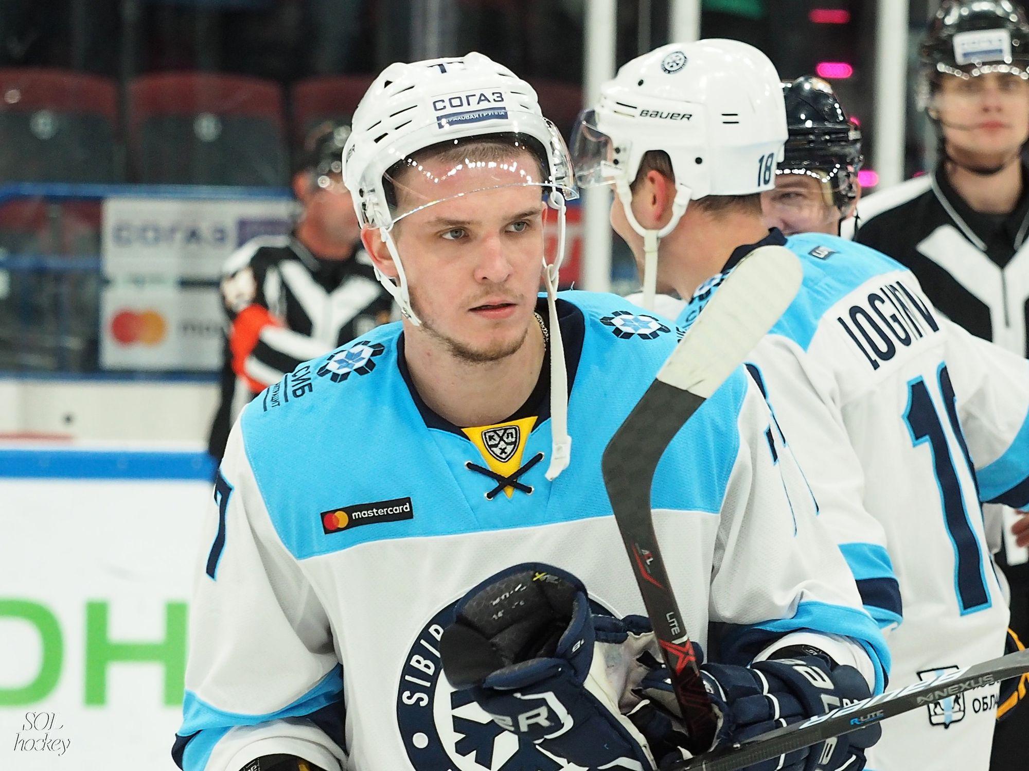 Николай Тимашов